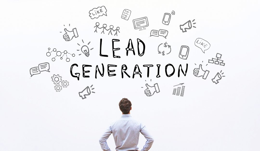 Lead generation in a social media context